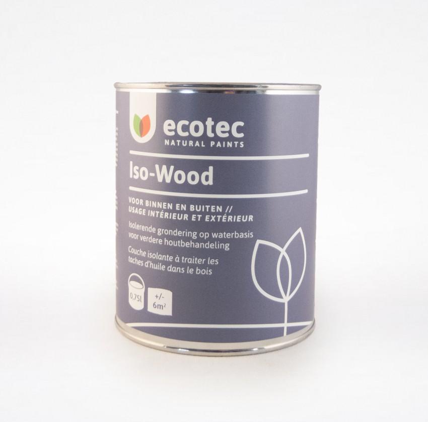 Natuurverfwinkel - Ecotec - ProAqua Iso-Wood - image