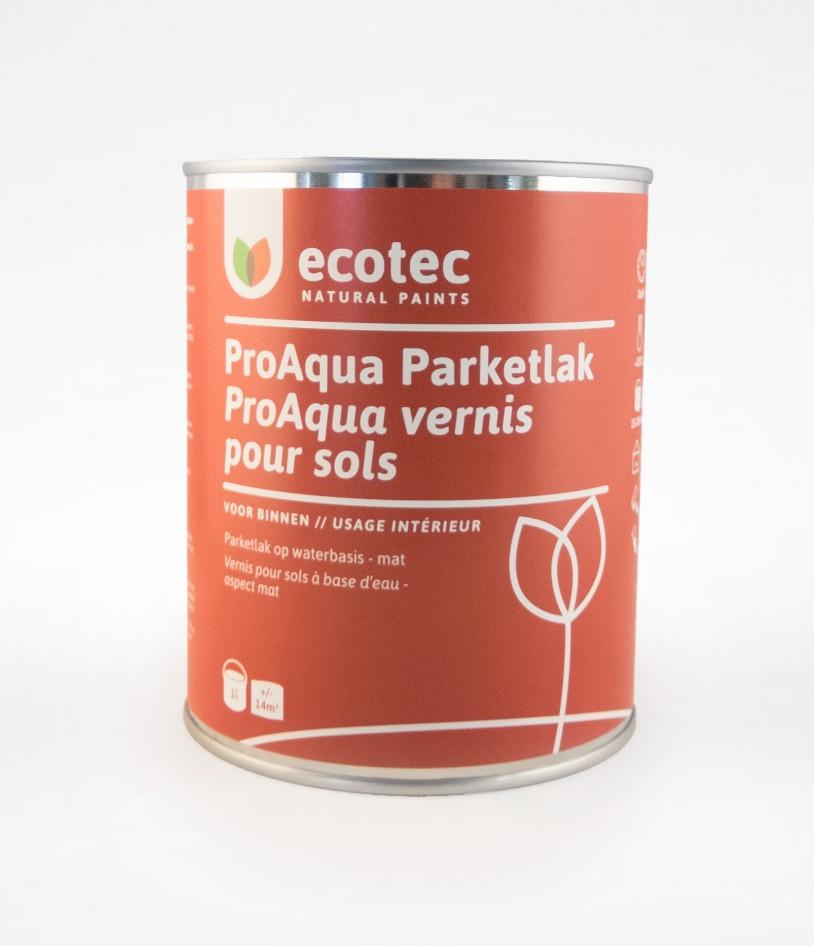Natuurverfwinkel - Ecotec - ProAqua Parketlak - Mat - image